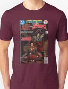ASH LEATHER FACE EVIL DEAD Unisex T-Shirt