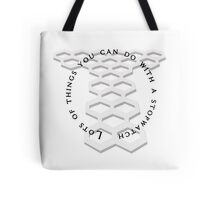 Torchwood Stopwatch Tote Bag