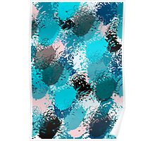 Abstract pattern 68 Poster
