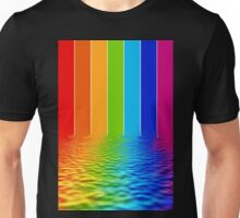 spectrum reflection Unisex T-Shirt