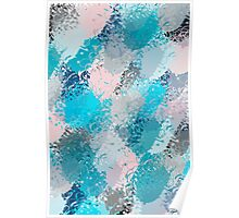 Abstract pattern 67 Poster