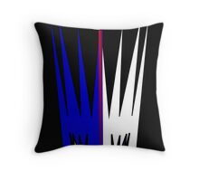 """- """"Don't Vote For Me""""  + Sequential Patterns Throw Pillow"""