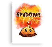 Spuddow Canvas Print