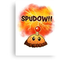 Spuddow Canvas Print