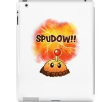 Spuddow iPad Case/Skin
