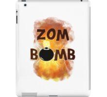 Zombomb iPad Case/Skin