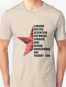 bucky's trigger Unisex T-Shirt