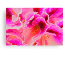 Fantasy in Pink ( Painting ) Canvas Print