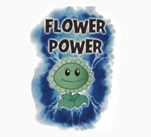 Flower Power Kids Tee