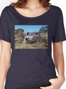 The rusty ute Women's Relaxed Fit T-Shirt