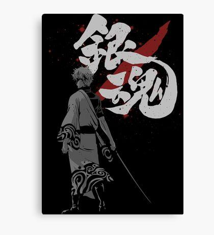 Sakata Gintoki - Gintama anime Canvas Print