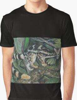Banded Linsang  Graphic T-Shirt