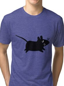 Xfce Mouse Tri-blend T-Shirt