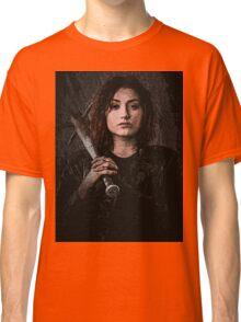 Z nation - Addison portrait Classic T-Shirt