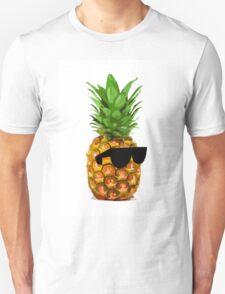 Pineapple wearing shades  Unisex T-Shirt