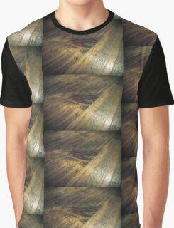 Woodgrain Graphic T-Shirt