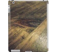 Woodgrain iPad Case/Skin