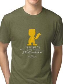 Digimon Adventure Tri (Agumon) [Color] Tri-blend T-Shirt