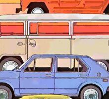 Volkswagen World  Sticker