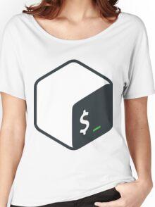 Official Bash Logo Women's Relaxed Fit T-Shirt