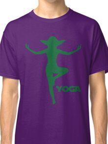 Yoga Yoda Classic T-Shirt