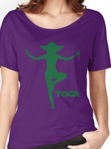 Yoga Yoda Women's Relaxed Fit T-Shirt