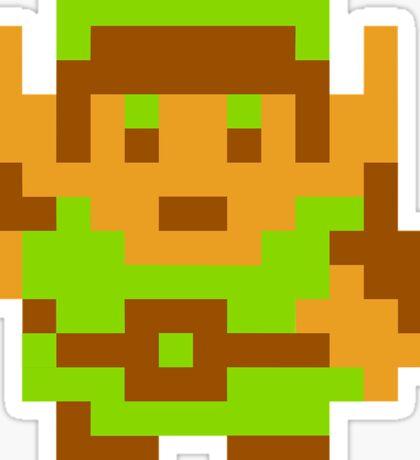 Legends of Zelda: Link Sticker
