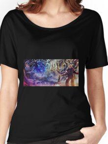 BigBlueHead Women's Relaxed Fit T-Shirt