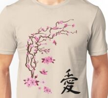 "Japanese cherry tree ""love"" 