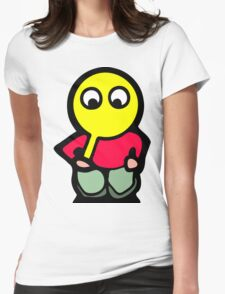 Itoopie Womens Fitted T-Shirt