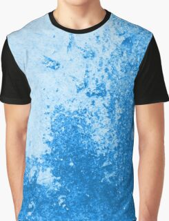 Earth Sweat Design (Snorkel Blue Color) Graphic T-Shirt