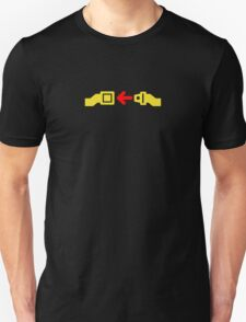 Buckle Up! Unisex T-Shirt