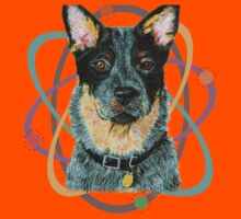 Beaut Australian Cattle Dog Kids Tee