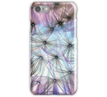 Dandelion Fluff Cloud iPhone Case/Skin