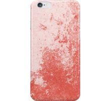 Earth Sweat Design (Fiesta Color) iPhone Case/Skin