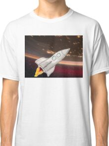 Get your Rocket off! Classic T-Shirt