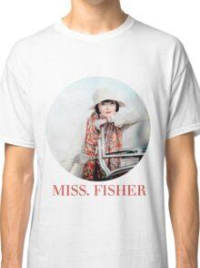 MISS. FISHER Classic T-Shirt