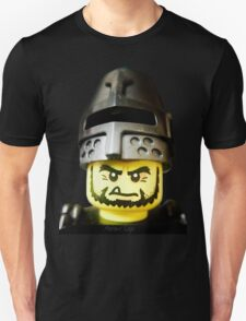 The Frightening Knight is here Unisex T-Shirt