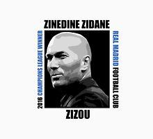 Zinedine Zidane - Vector Poster Unisex T-Shirt