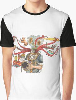 An Escapism Artist Graphic T-Shirt