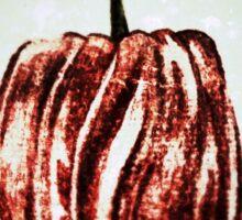 Red Capsicum Sticker