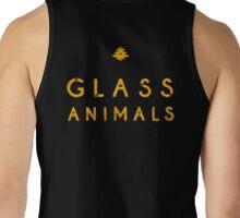 Glass Animals Yellow Tank Top