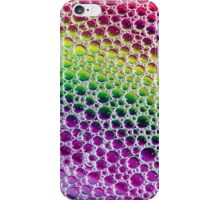 Colorful Bubble Pattern iPhone Case/Skin