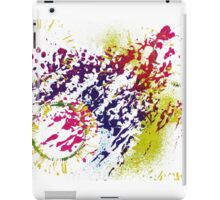 Abstract Excitement iPad Case/Skin