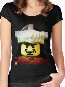 Looks can be deceiving Women's Fitted Scoop T-Shirt