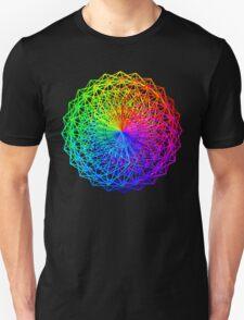 Geometric Rainbow T-Shirt