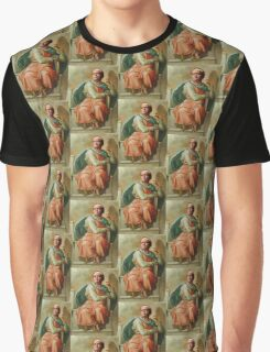 Bill Shorten - Michelangelo's Prophet Graphic T-Shirt