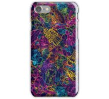 Bad tripp Galaxy iPhone Case/Skin