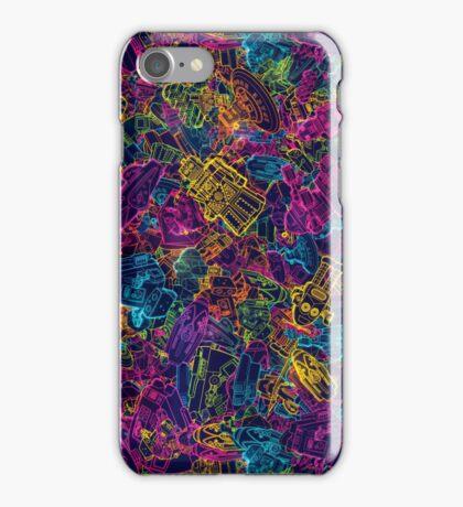 Bad tripp Galaxy iPhone Case/Skin
