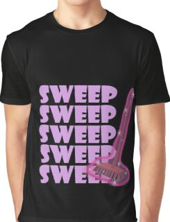 Twilight Sparkle Sweep My Little Pony Graphic T-Shirt